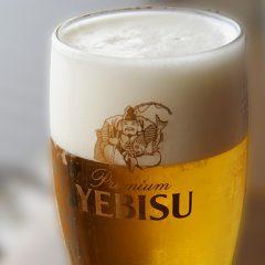 エビスビール ¥600
